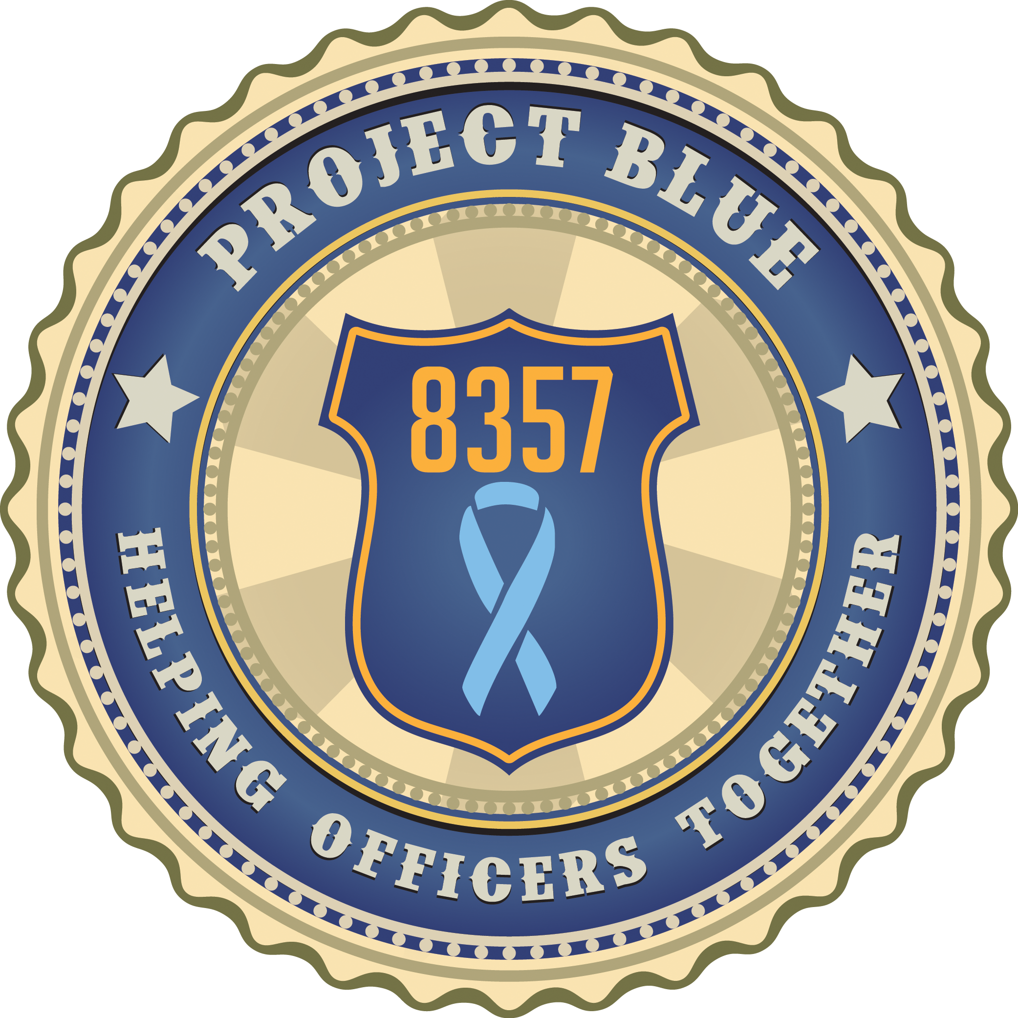 Project Blue Logo